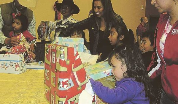 Santa Cop program returning to Portales
